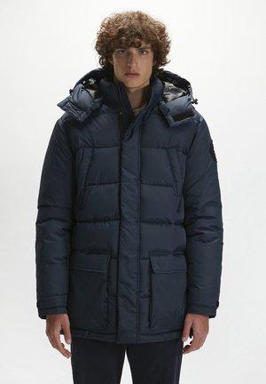 MONTEVIDEO  - Wintermantel - navy blue