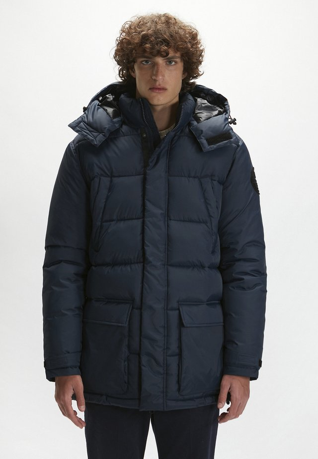 MONTEVIDEO  - Winter coat - navy blue