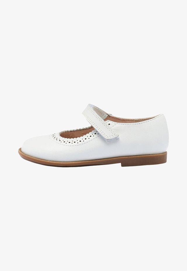 MARY JANE  - Klassischer  Ballerina - white