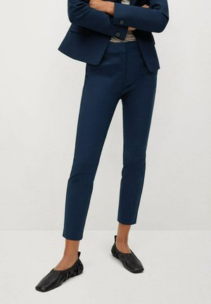 COFI7-N - Kalhoty - dunkles marineblau