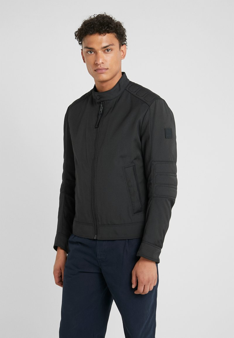 BOSS - OVIDOR - Light jacket - black