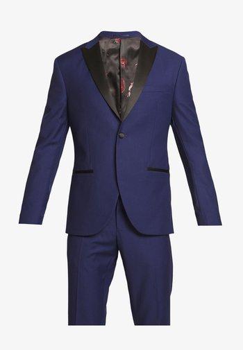 TUX - Oblek - blue