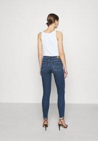 Lee - SCARLETT - Jeans Skinny Fit - mid martha - 2