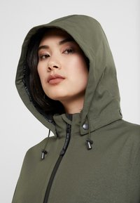 Ilse Jacobsen - FUNCTIONAL RAINCOAT - Parka - army - 3
