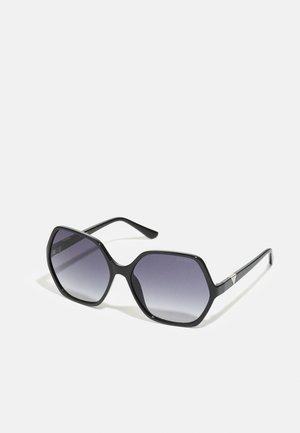 Sluneční brýle - shiny black/gradient smoke