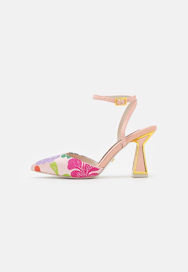 BLAIR - Klasické lodičky - crystal pink/multicolor