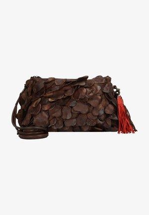 Schoudertas - chocolat fondent