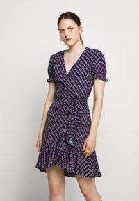 Diane von Furstenberg - EMILIA - Day dress - black - 0