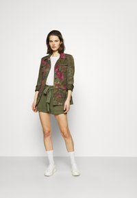 Desigual - Summer jacket - green - 1
