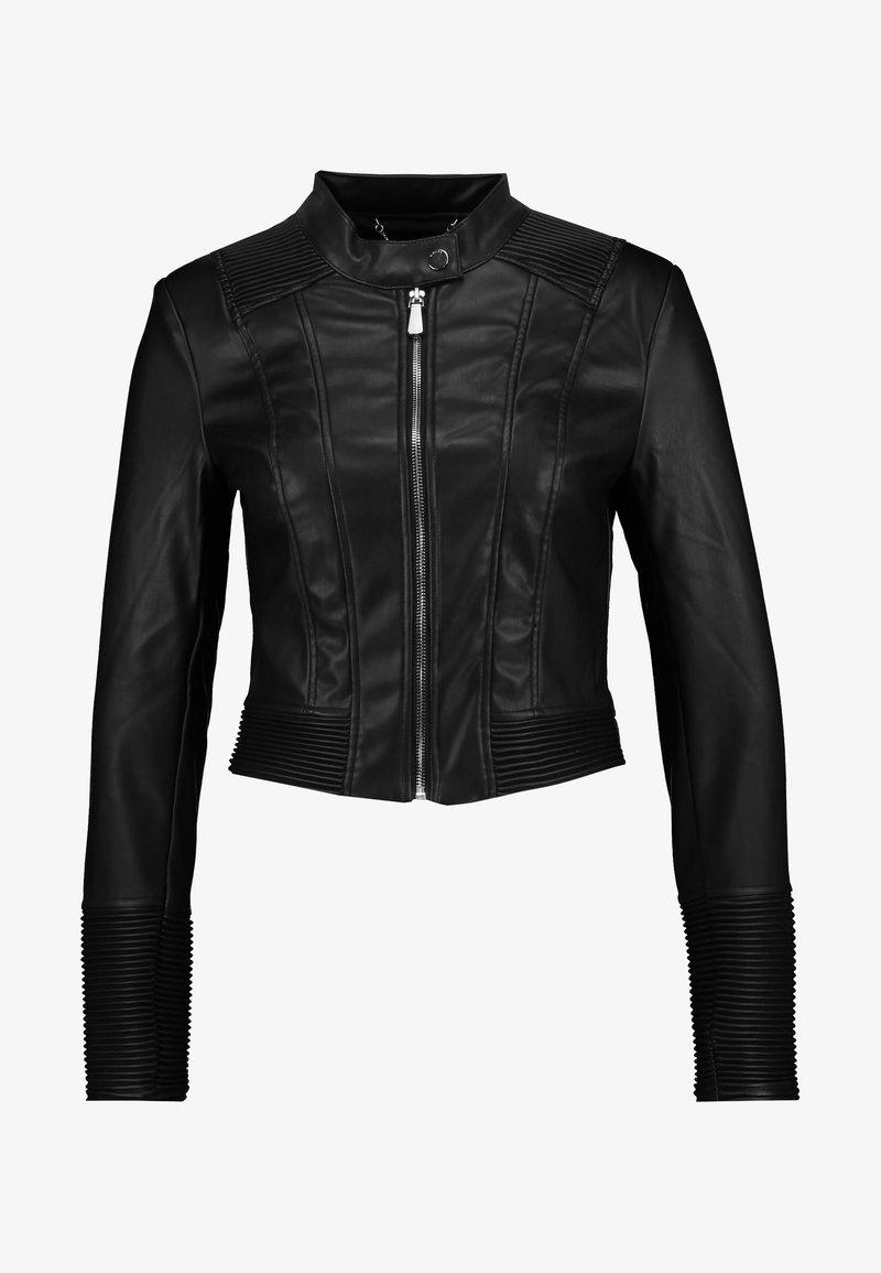 Guess leren jasje | Guess Cynthia jacket | Nieuwe Guess