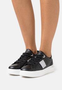 River Island - Sneakersy niskie - black - 0