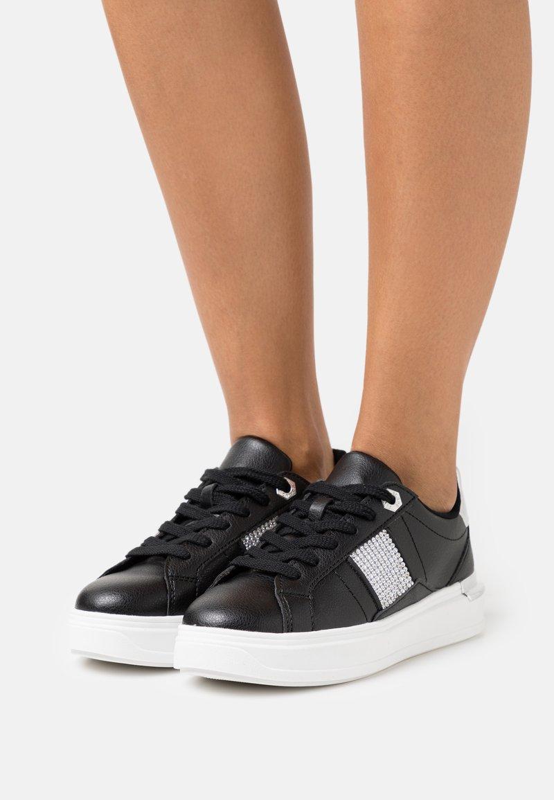 River Island - Sneakersy niskie - black