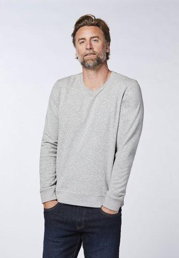 Sweatshirt - neutr. gray
