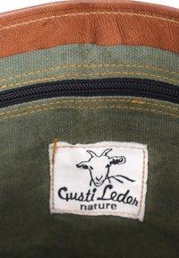 Gusti Leder - Reppu - brown - 4