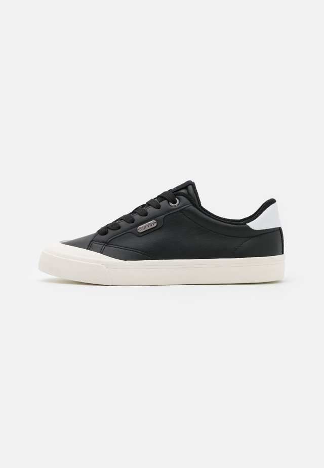 SIMONA  - Sneakers basse - black