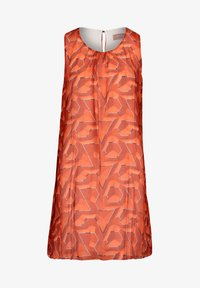 Cartoon - Day dress - orange/red - 2