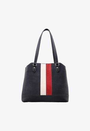 PERFECT WORLD  - Tote bag - darkblue
