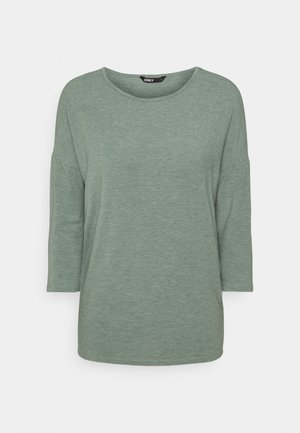 ONLGLAMOUR - Jumper - chinois green melange