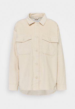 SHIRT JACKET - Lehká bunda - blazed beige