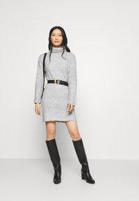 Anna Field - Robe pull - mottled grey - 1