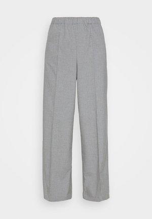 BEV - Trousers - light grey