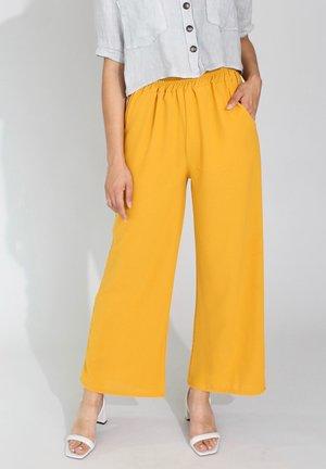 Trousers - giallo