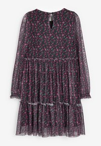 Next - Day dress - purple - 1
