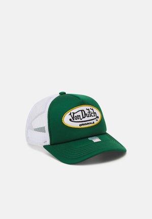 TRUCKER BASKETBALL UNISEX - Cap - green/white
