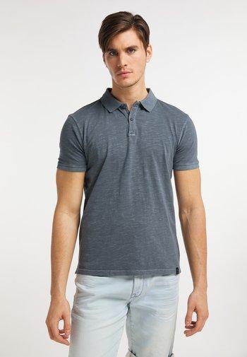 Polo shirt - wolf grey