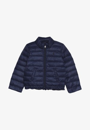 OUTERWEAR JACKET - Bunda z prachového peří - french navy