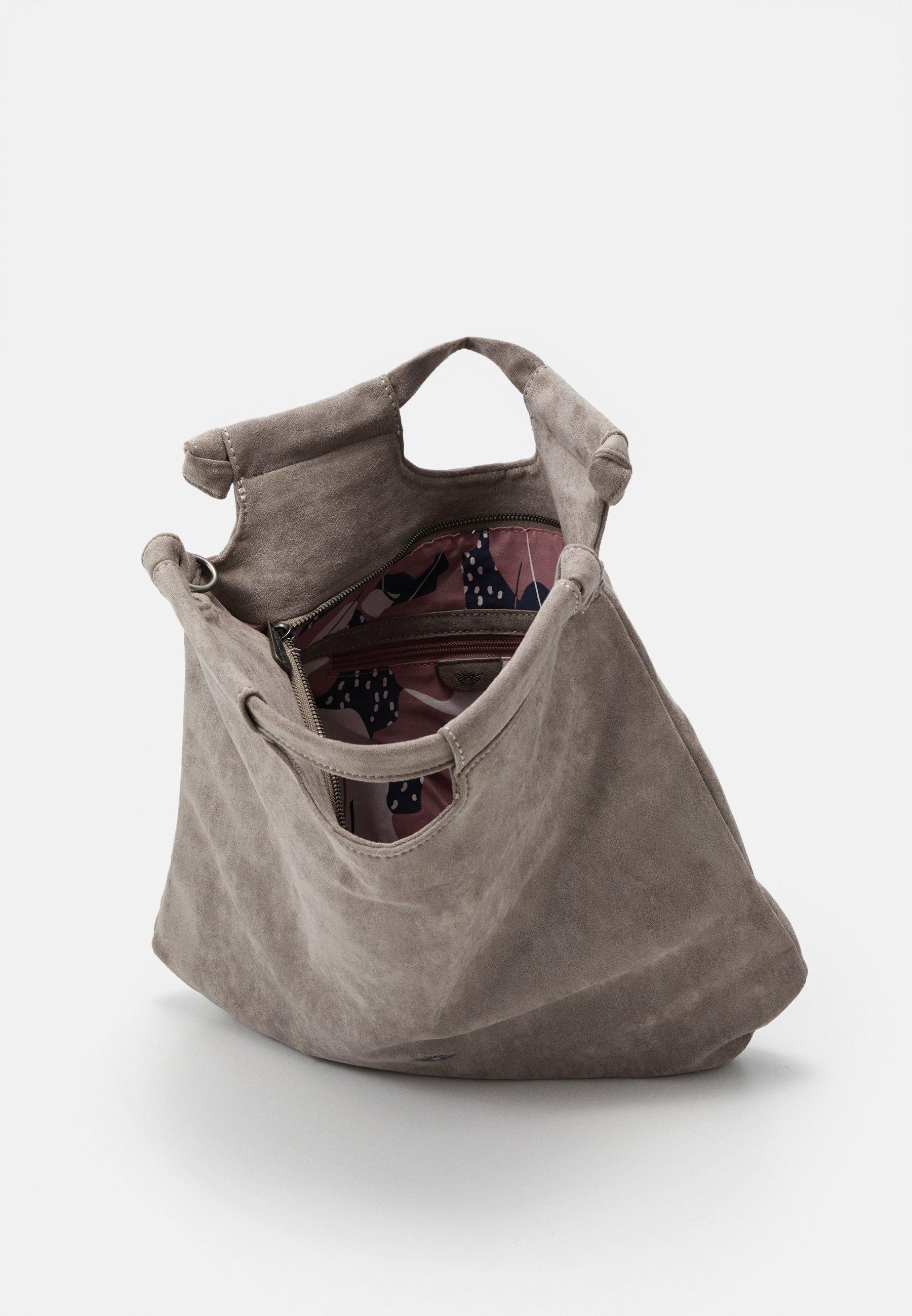 Fritzi Aus Preußen Leja - Shopping Bag Stone/grau