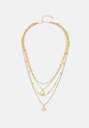 FGNADIA COMBI NECKLACE - Necklace - gold-coloured