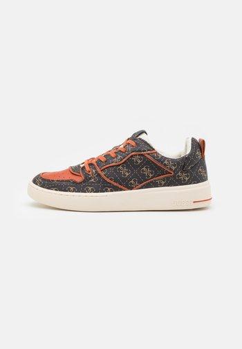 VERONA  - Sneakers - brown/ocra