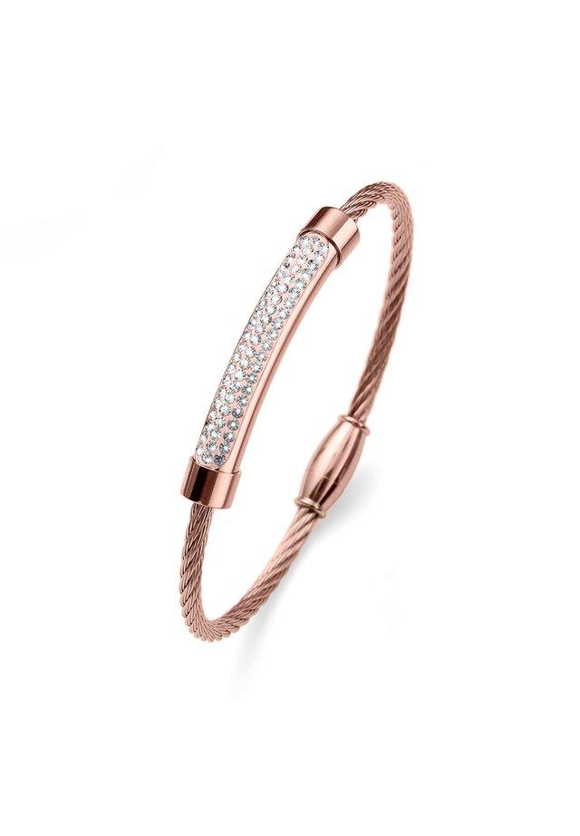 BLINKY STE - Bracelet - rosegold