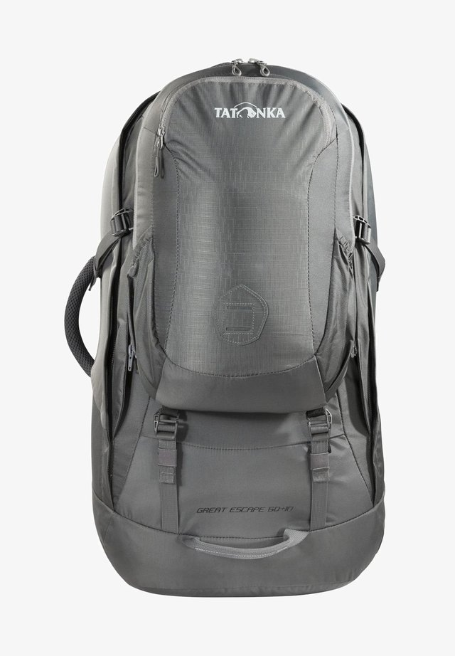 GREAT ESCAPE - Rucksack - titan grey
