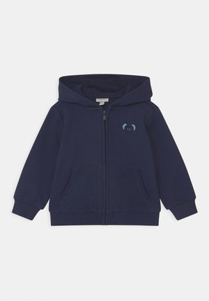 FULL ZIP - Zip-up hoodie - gibraltar sea