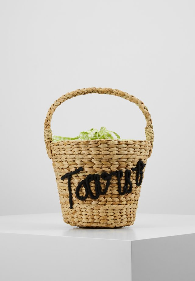 TOURIST BASKET - Torebka - green
