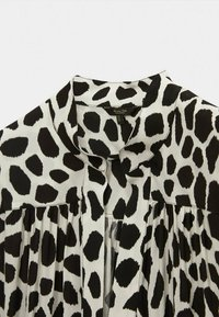Massimo Dutti - Zip-up sweatshirt - white - 3