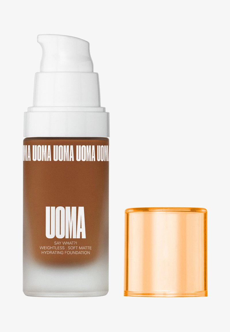 UOMA - SAY WHAT?! FOUNDATION - Foundation - t4n brown sugar