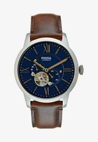 Fossil - TOWNSMAN - Watch - dark brown - 1