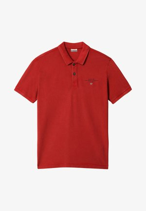 ELBAS - Polo shirt - old red