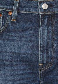 Levi's® - 502 TAPER - Jeans slim fit - dark indigo - 5