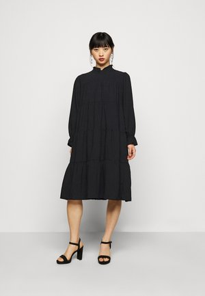 PCREY DRESS  - Freizeitkleid - black