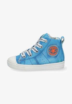 FRANS FERM  - Sneaker high - blue