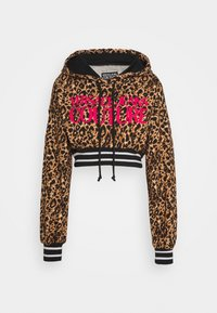 Versace Jeans Couture - Hoodie - brown - 0