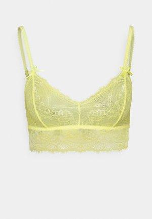 ARIANA BRALET - Bustier - yellow