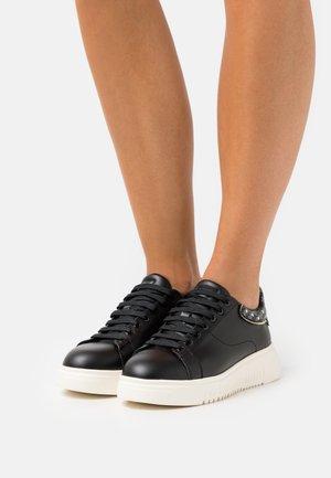 ICON LOGO - Sneakers laag - black
