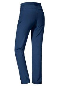 Schöffel - ASCONA - Trousers - dark-blue - 1