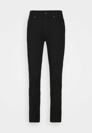 MID RISE - Slim fit jeans - denim black