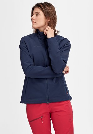 MACUN SO - Softshelljacke - peacoat